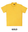 taxa-plain-polo-gold