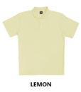 taxa-plain-polo-lemon