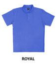 taxa-plain-polo-royal