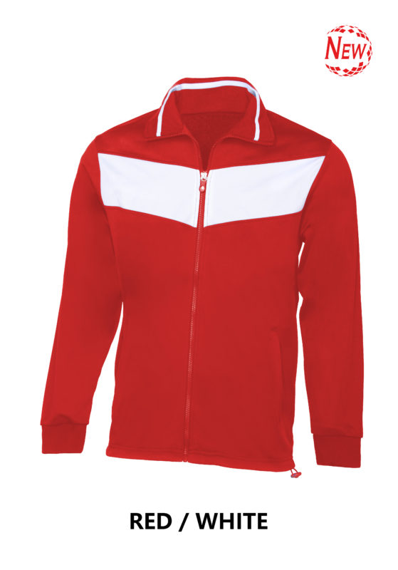 mildura-tracksiut-jacket-red-white