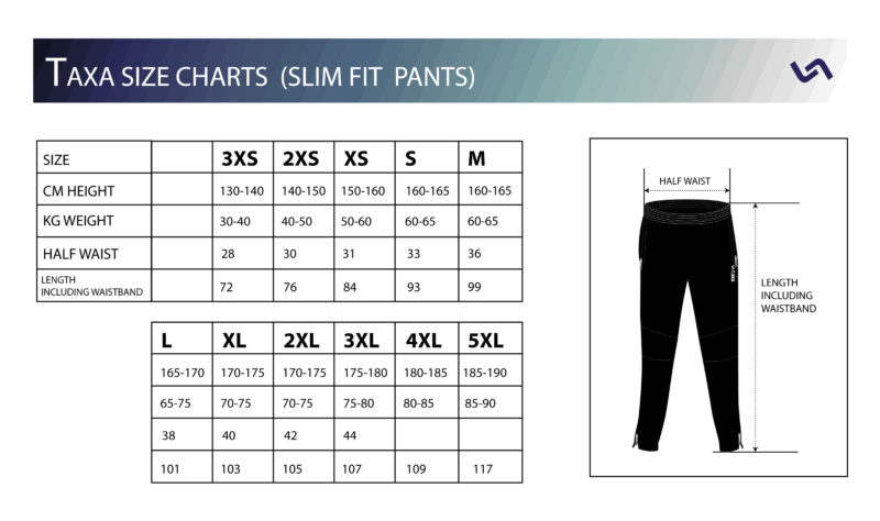 slim-pants-size-charts