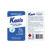 Kazis Hand Sanitizer 0